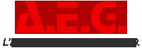 A.E.G. Telecomunicazioni Logo